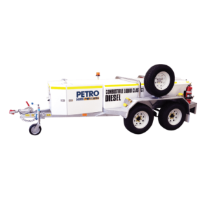 PETRO Hire Low Profile Fuel trailer