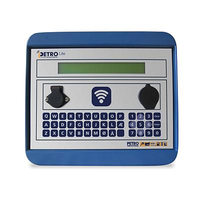 iPETRO Lite Fluid Management System